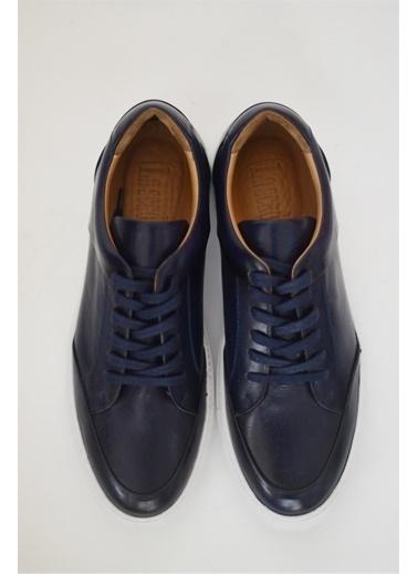La scada Lacıvert Erkek Casual Ayakkabı Tp1401 Lacivert